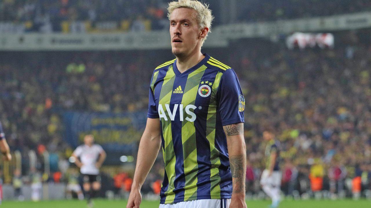 Max Kruse (Fenerbahce Istanbul)  - Bildquelle: imago