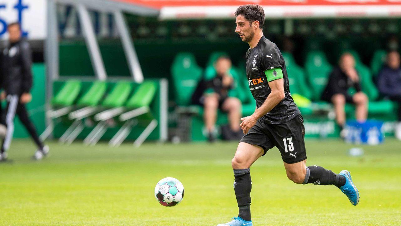 Sturm: Lars Stindl (Deutschland, Borussia Mönchengladbach) - Bildquelle: imago images/Kirchner-Media