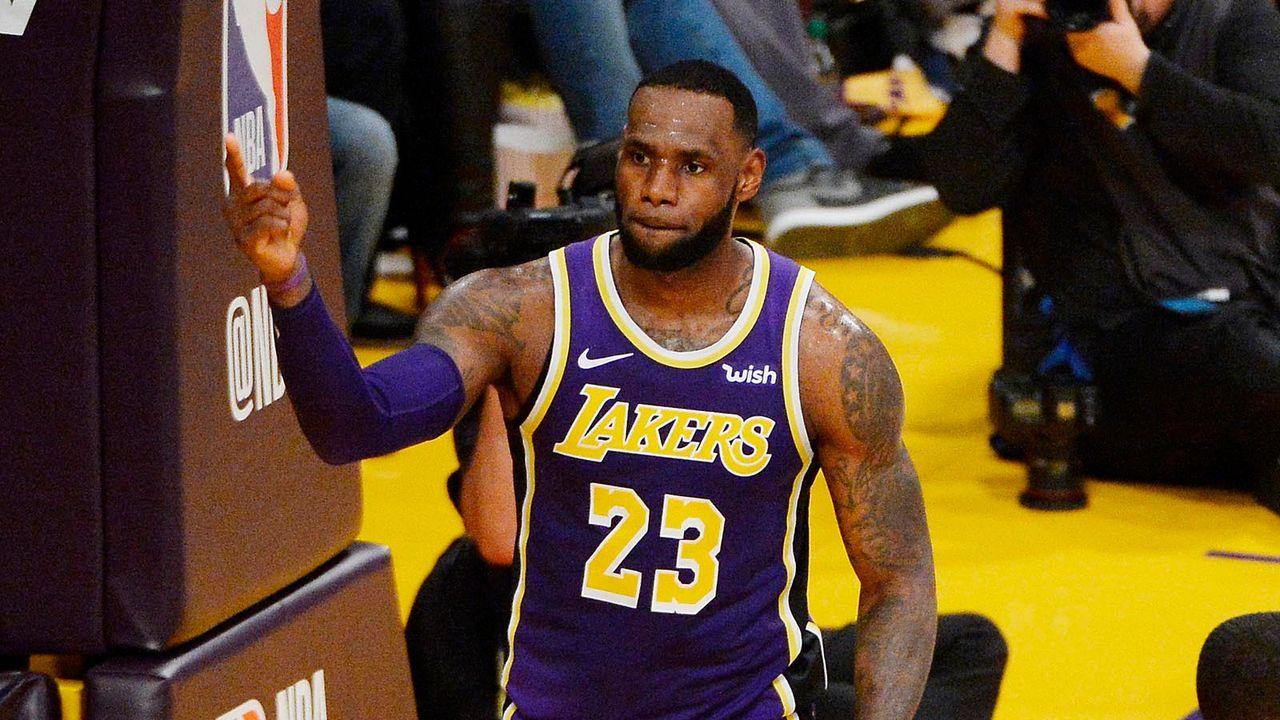 LeBron James - Bildquelle: 2019 Getty Images
