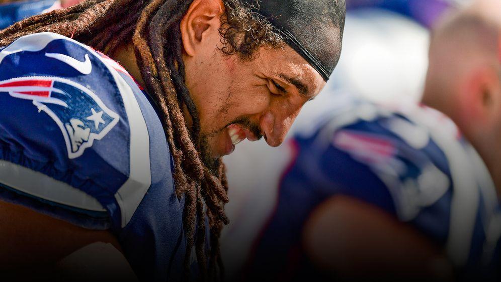 Jakob Johnson spricht über seine Situation bei den Patriots - Bildquelle: getty