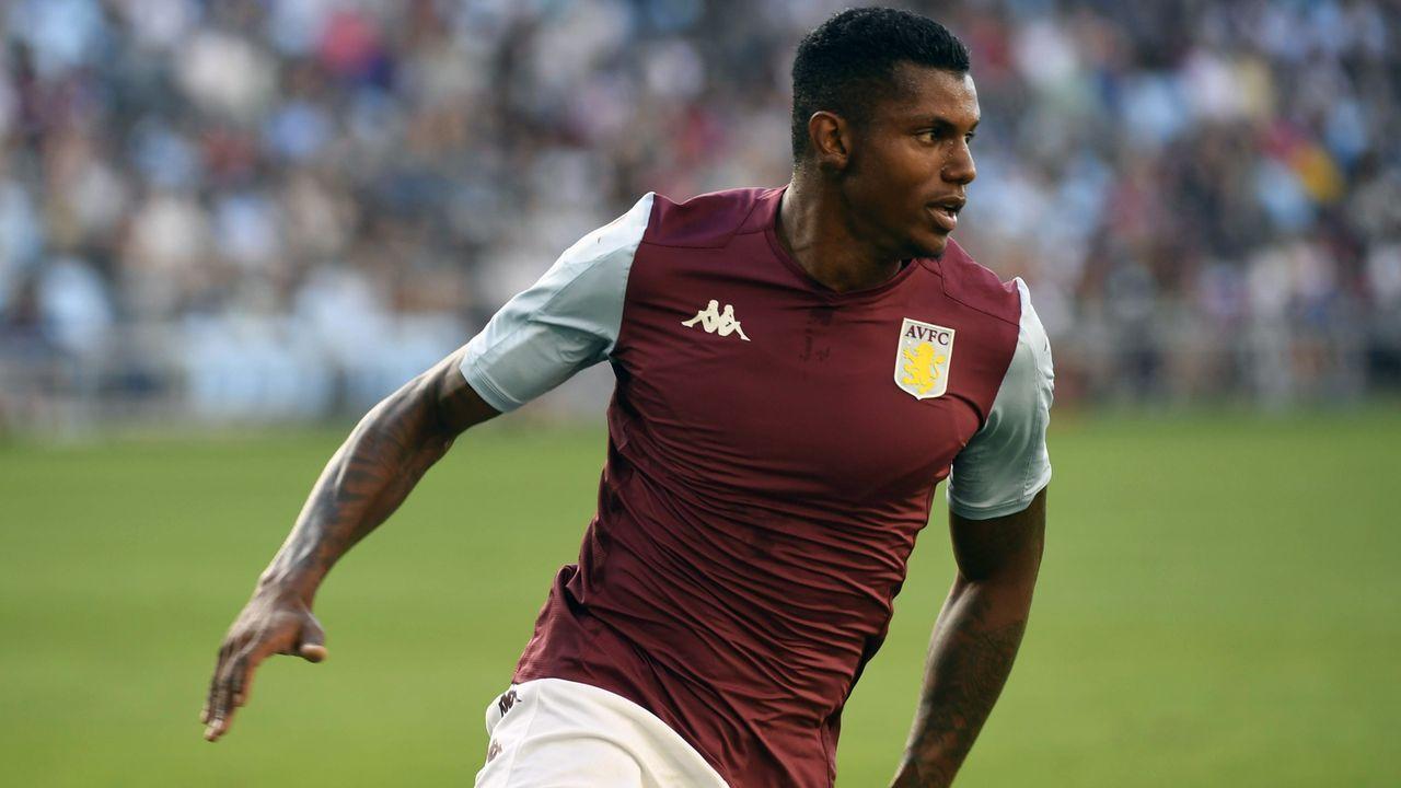 8. Aston Villa - Bildquelle: imago images / ZUMA Press
