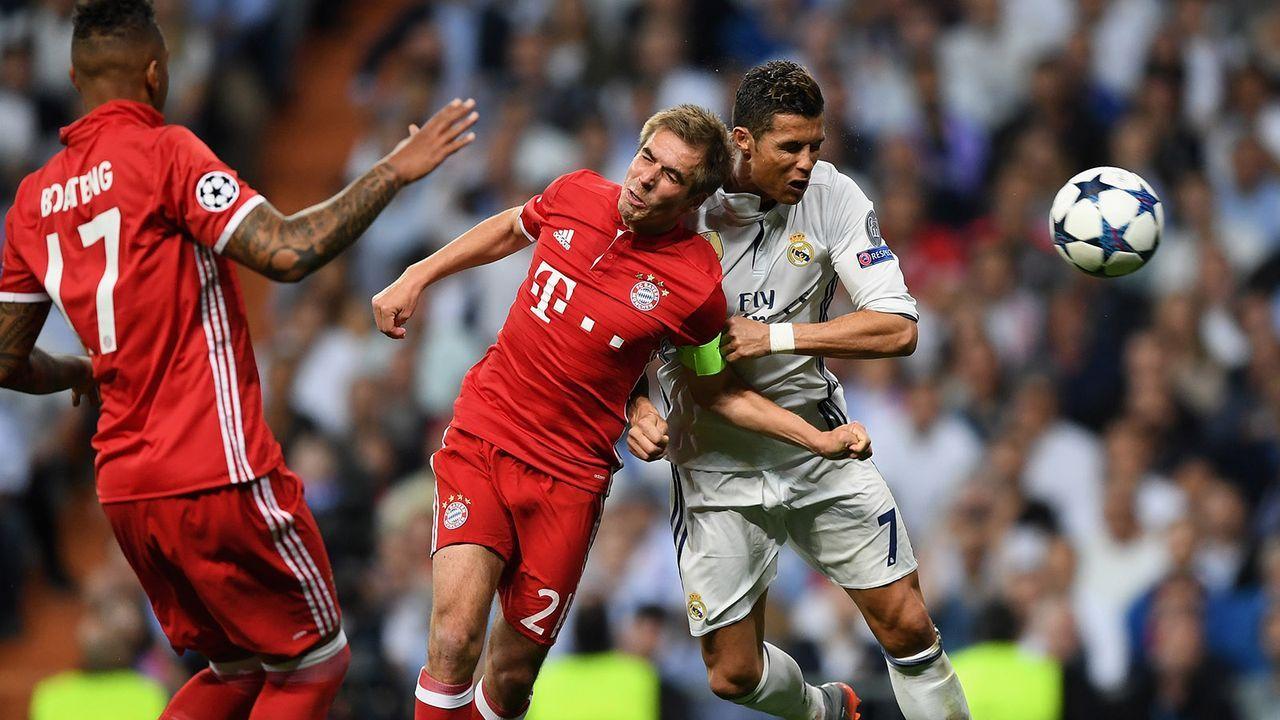 Platz 2: FC Bayern München - Bildquelle: 2017 Getty Images