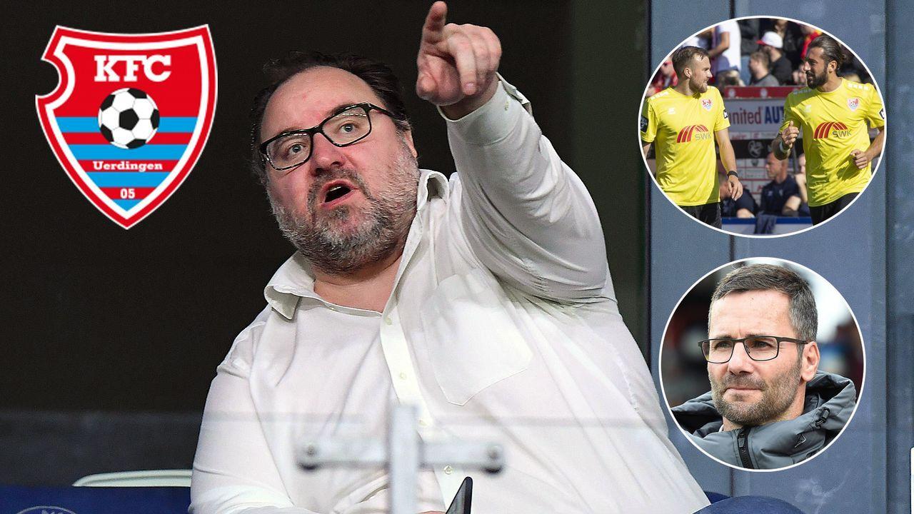 Chaosklub KFC Uerdingen - Bildquelle: imago/Revierfoto