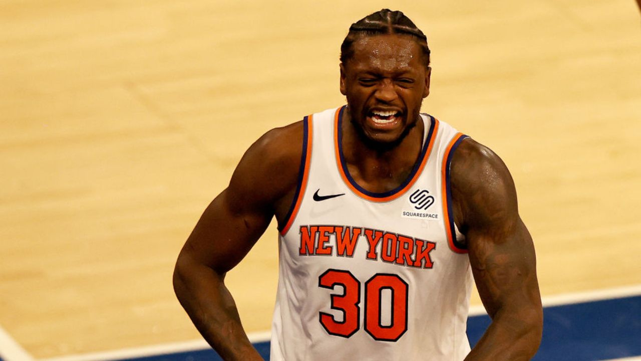 Julius Randle (New York Knicks) - Bildquelle: Getty