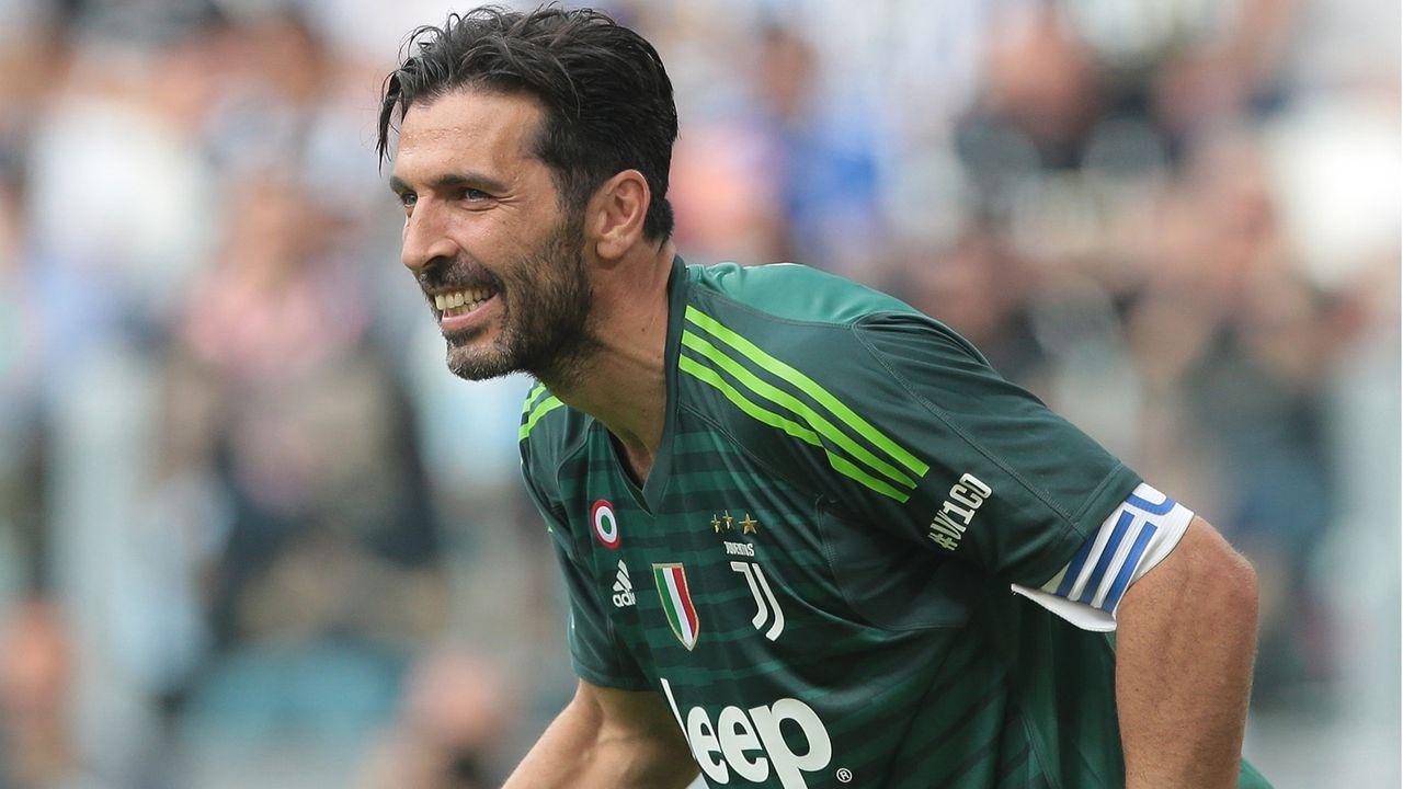 Gianluigi Buffon (Juventus Turin)  - Bildquelle: Getty