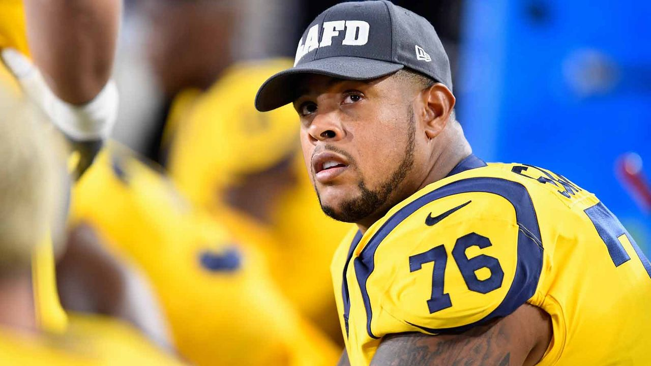 Rodger Saffold (Guard) - Bildquelle: getty