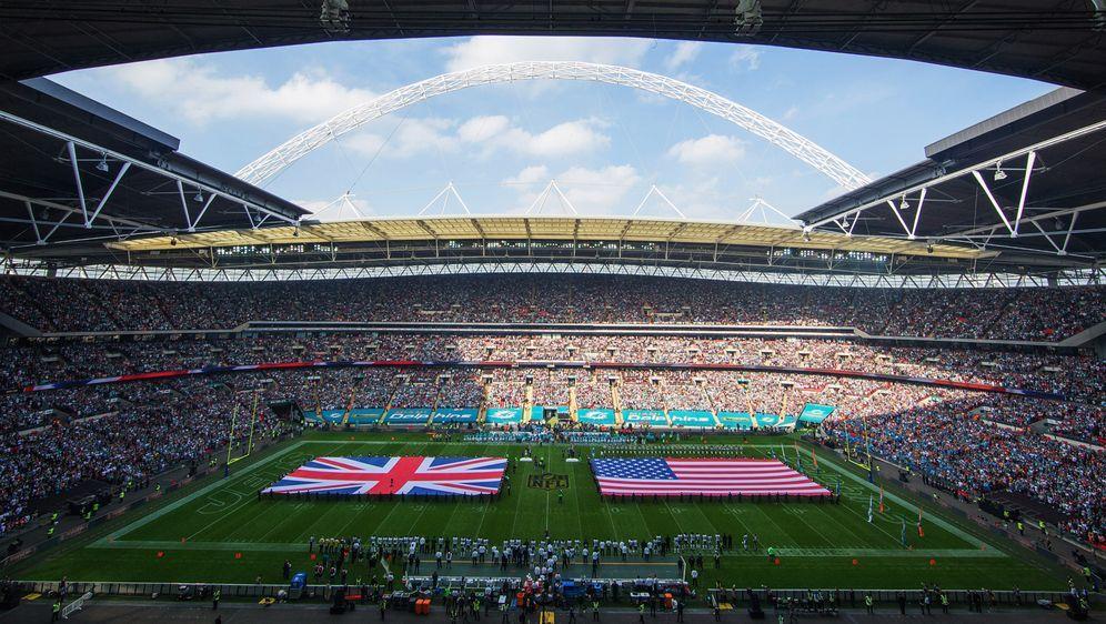 Insgesamt vier Spiele der NFL-Saison 2019 finden in London statt - Bildquelle: 2015 Getty Images