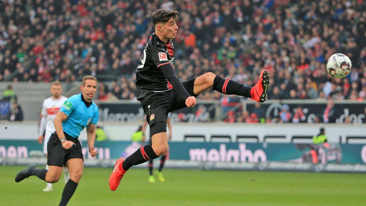 Kai Havertz (Bayer 04 Leverkusen) - Bildquelle: imago
