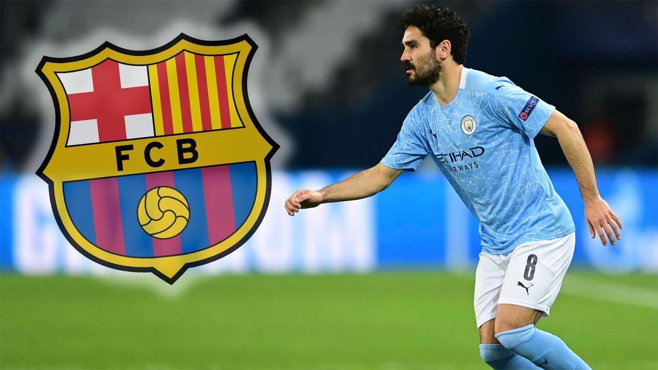 Ilkay Gündogan (Manchester City) - Bildquelle: Imago Images