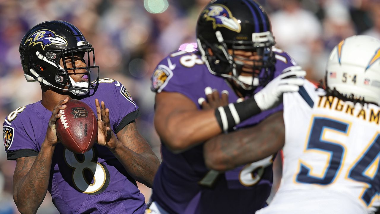 Platz 14: Baltimore Ravens - Bildquelle: 2019 Getty Images