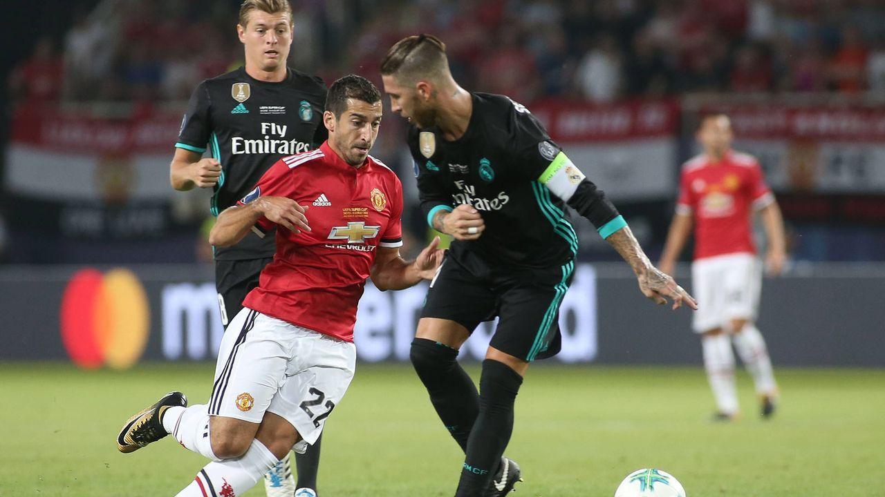 Manchester United - Bildquelle: Imago Images