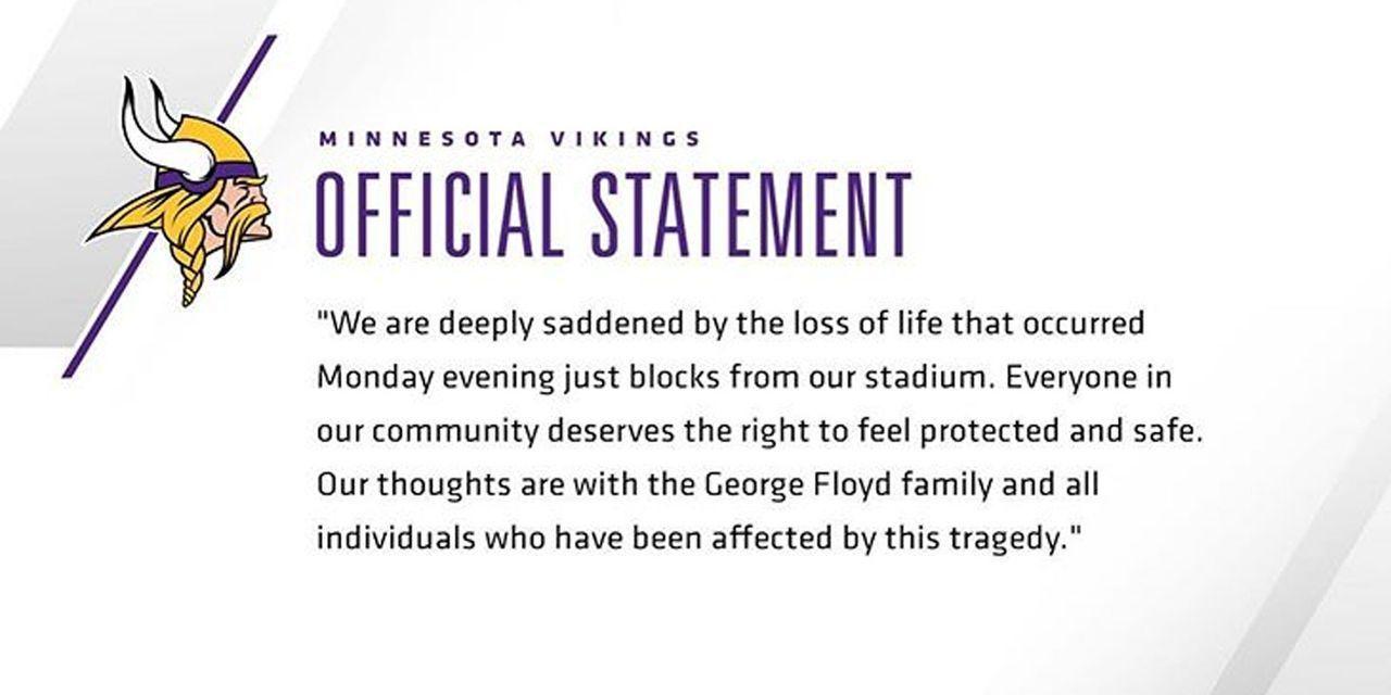 Minnesota Vikings - Bildquelle: instagram.com/vikings