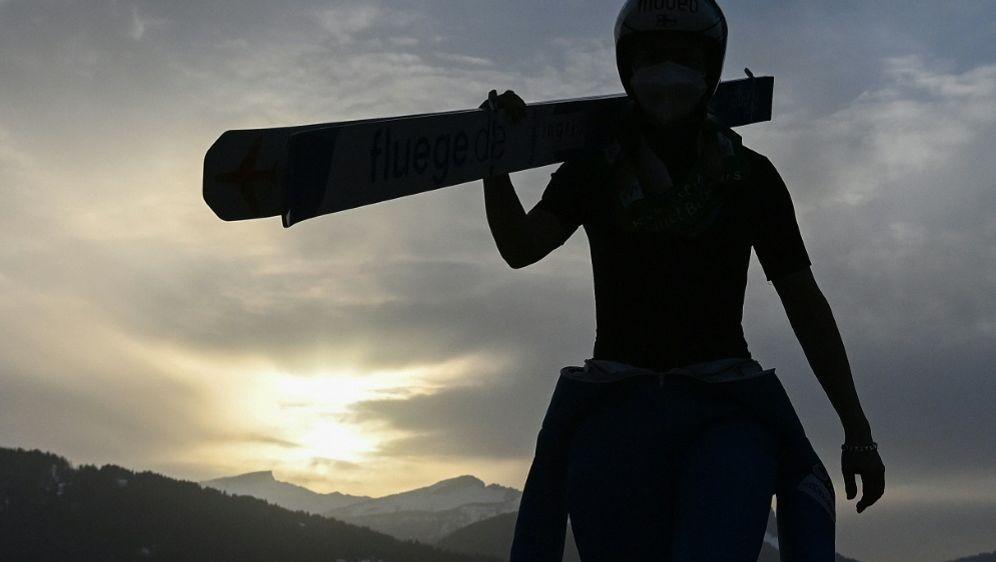 Erst fünf Coronafälle bei der Nordischen Ski-WM - Bildquelle: AFPSIDCHRISTOF STACHE