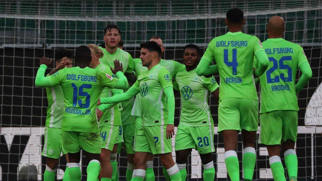 Platz 11: VfL Wolfsburg - Durchschnittlicher Tabellenplatz der Gegner: 10,3  - Bildquelle: getty