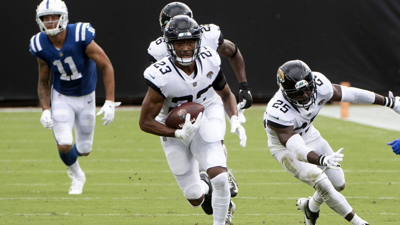 C.J. Henderson (Cornerback, Jacksonville Jaguars) - Bildquelle: imago images/UPI Photo