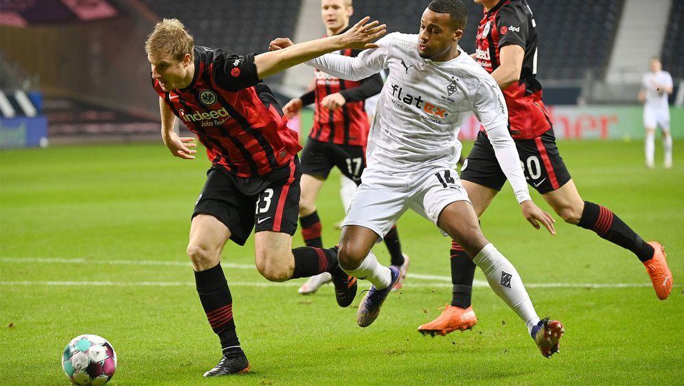 Eintracht Frankfurt reist am 29. Spieltag zur Borussia Mönchengladbach - Bildquelle: Imago Images