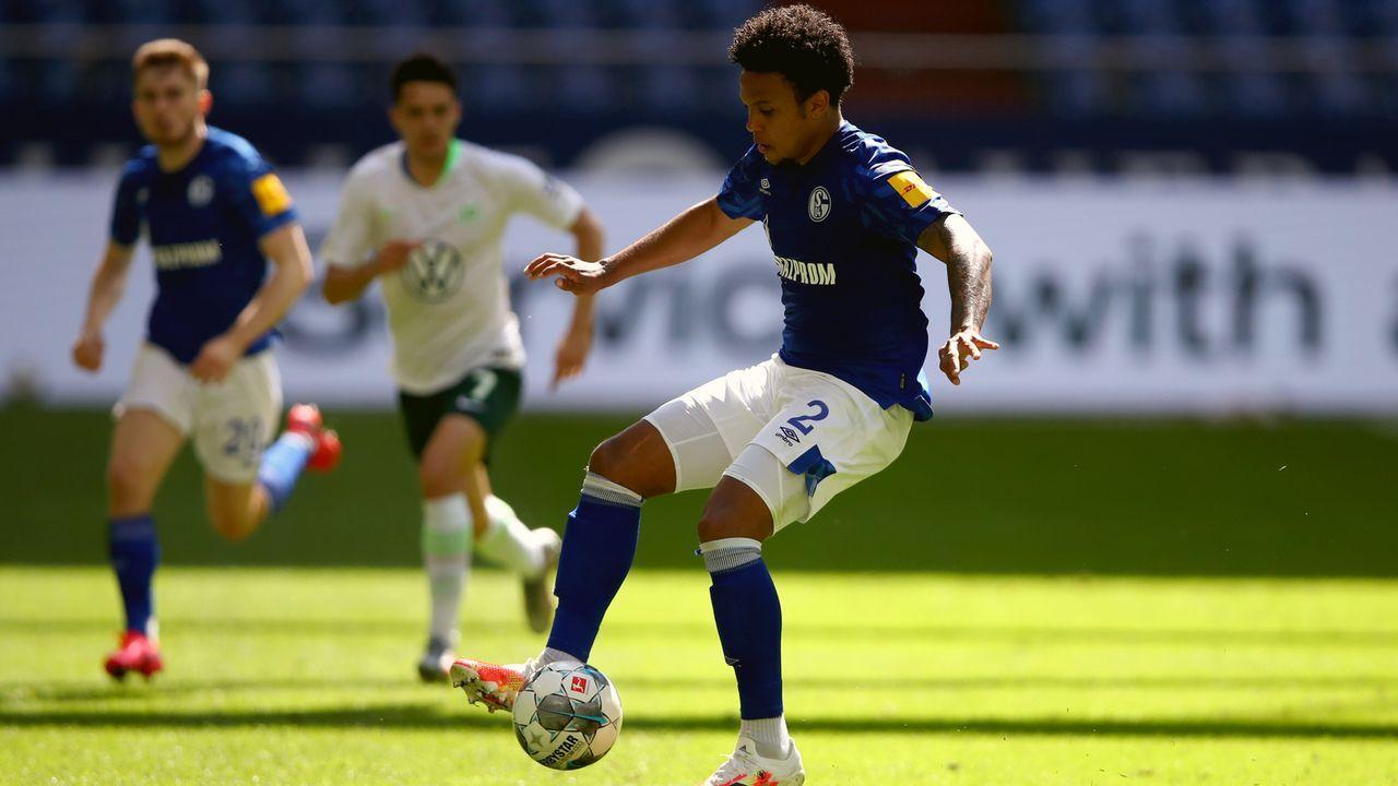 Weston McKennie (FC Schalke 04) - Bildquelle: 2020 Getty Images