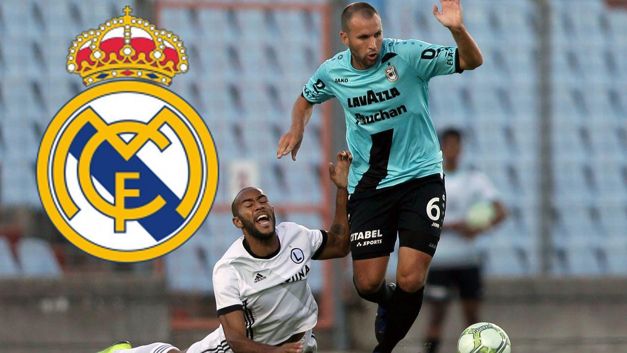 Marc-Andre Kruska (Real Madrid) - Bildquelle: imago/Majerus