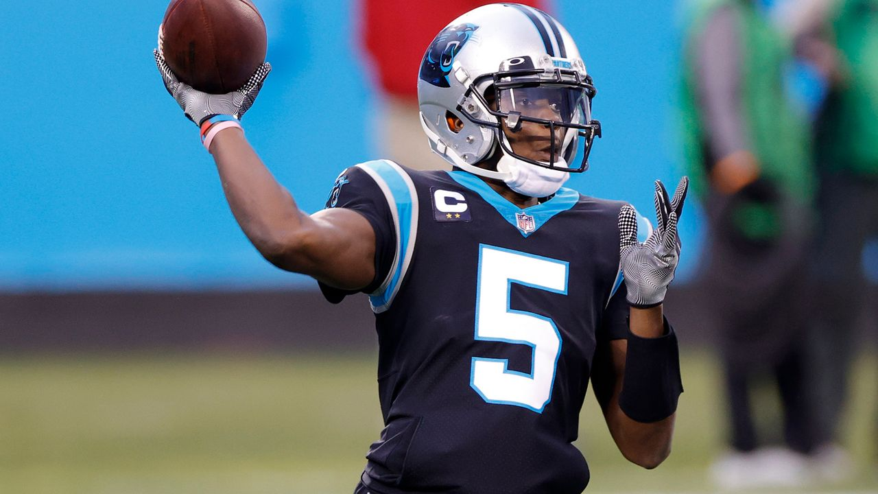 Carolina Panthers - Bildquelle: Getty