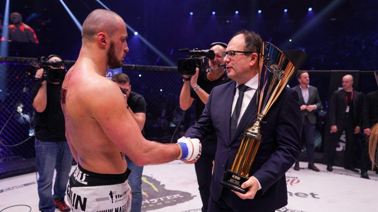 Das sind die KSW-Champions 02 - Bildquelle: KSW MMA