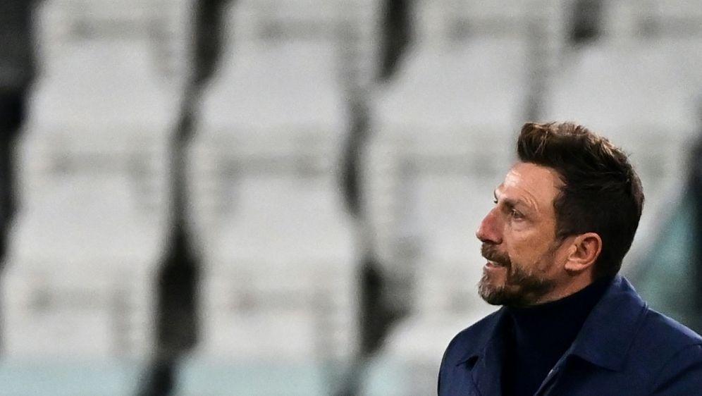 Hellas Verona trennt sich von Eusebio Di Francesco - Bildquelle: AFPSIDMIGUEL MEDINA