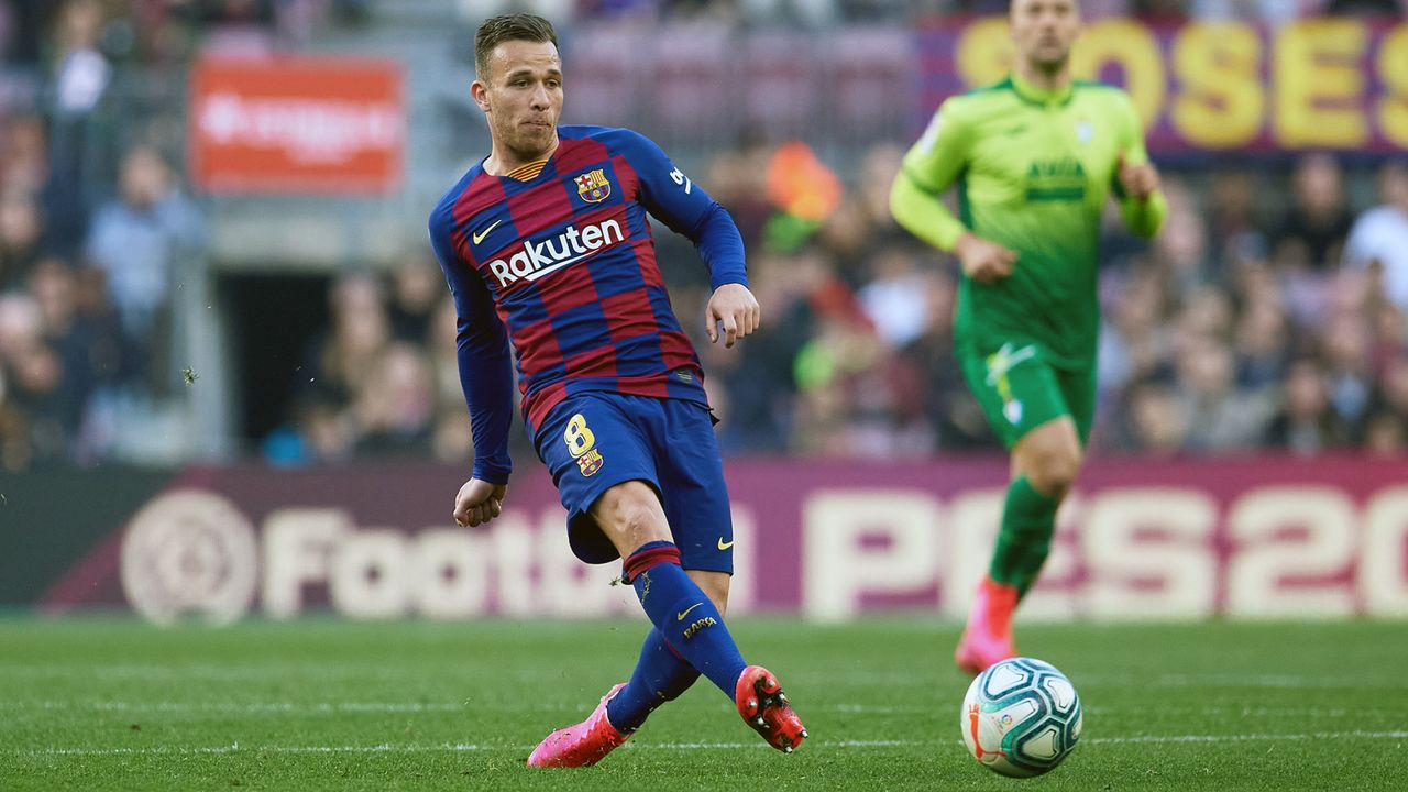 Arthur (Juventus Turin) - Bildquelle: 2020 Getty Images