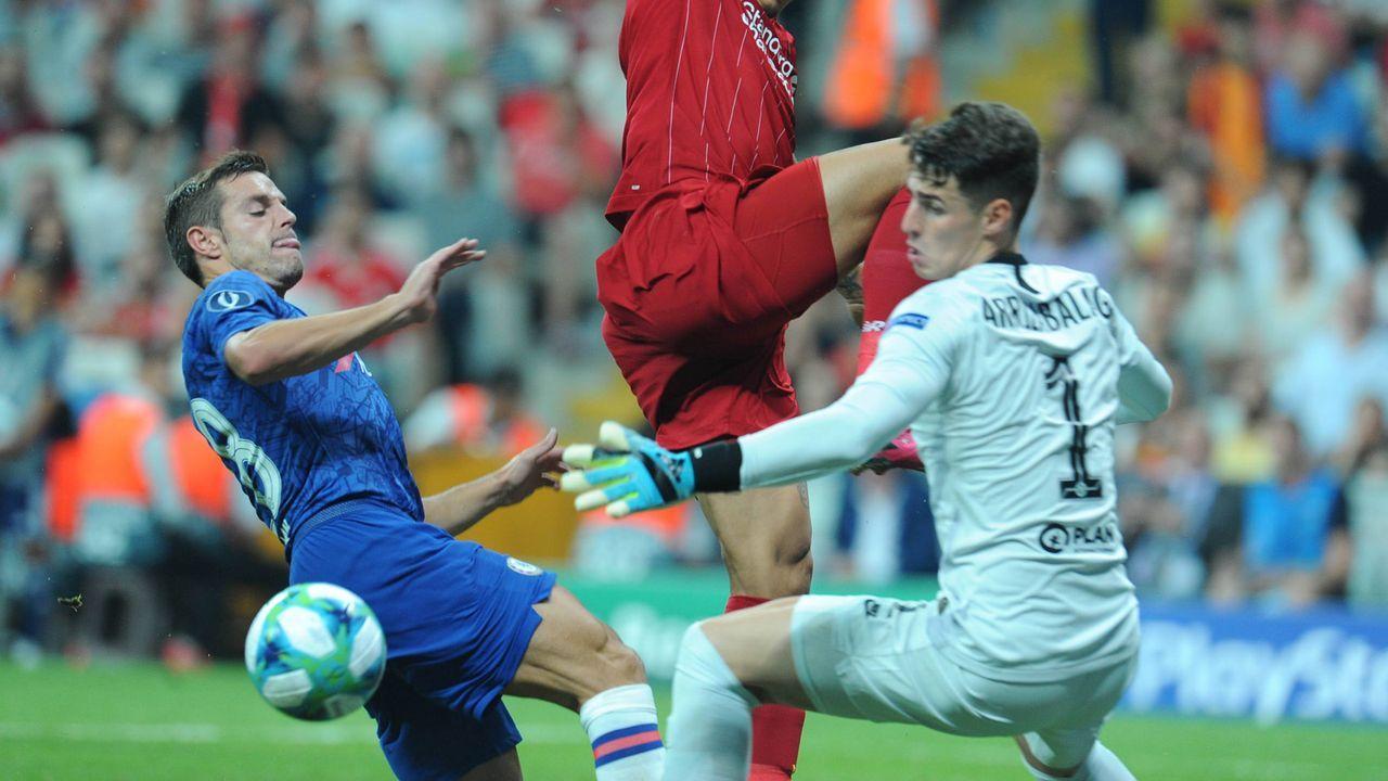 Kepa Arrizabalaga (FC Chelsea) - Bildquelle: imago