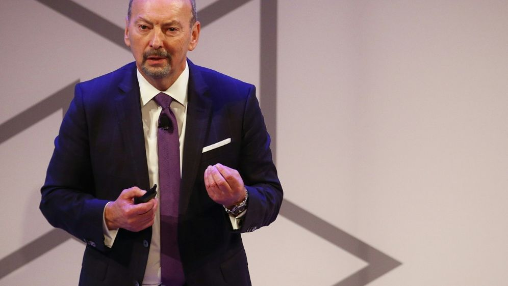 Liverpool-Chef Peter Moore - Bildquelle: GETTY IMAGES AFPSIDMike Stobe