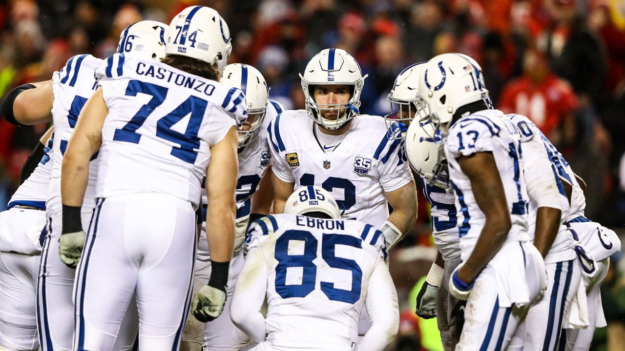 Indianapolis Colts: 9 Picks - Bildquelle: 2019 Getty Images