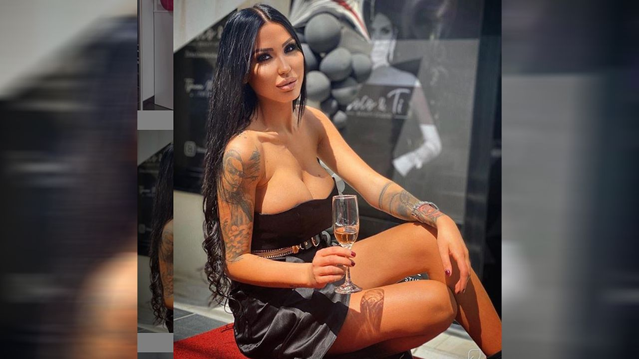 Tijana Maksimovic - Bildquelle: ticamaksimovic/instagram