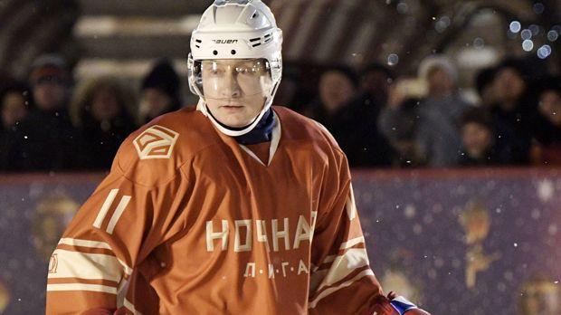 Wladimir Putin - Bildquelle: imago/ITAR-TASS
