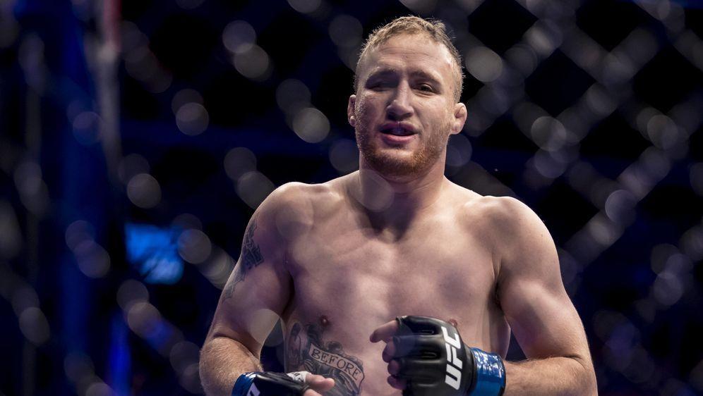 Justin Gaethje will Conor McGregor vor die Fäuste bekommen - Bildquelle: imago sportfoto