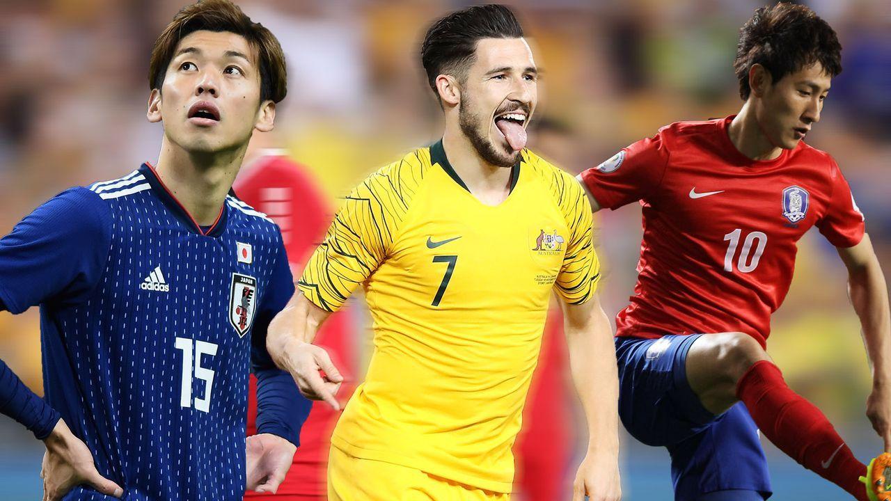 Deutschland-Legionäre beim Asian Cup - Bildquelle: 2018 Getty Images