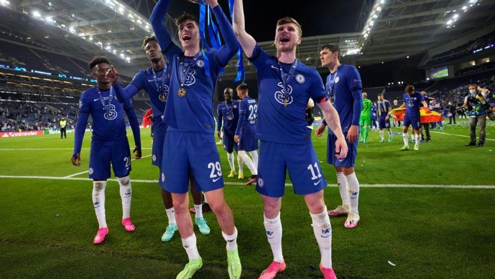Die zwei Deutschen in der Offensive von Chelsea - Bildquelle: AFPPOOLAFPManu Fernandez