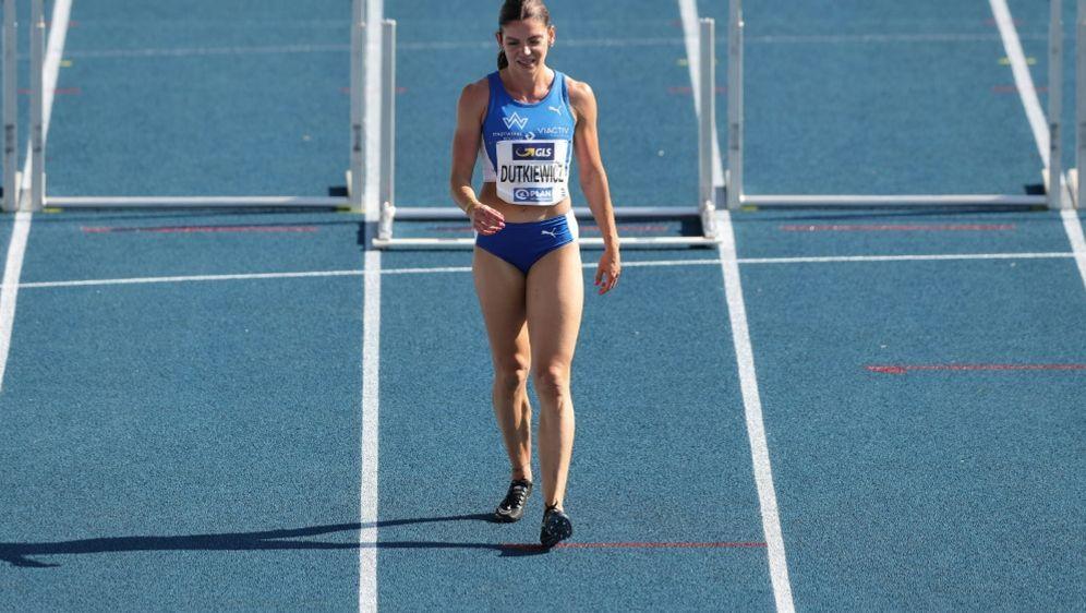 Pamela Dutkiewicz hat ihre Olympia-Saison beendet - Bildquelle: FIROFIROSID