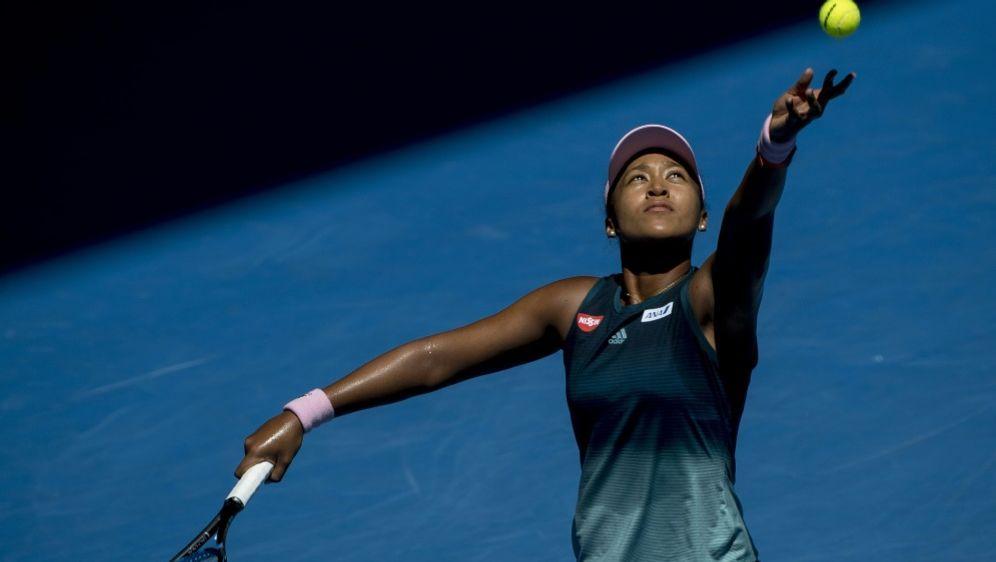 Australian-Open-Siegerin Naomi Osaka spielt in Stuttgart - Bildquelle: PIXATHLONPIXATHLONSID