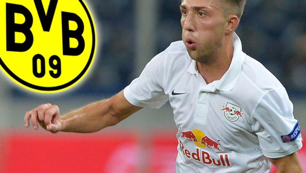 Kevin Kampl wechselt mit sofortigen Wirkung zu Borussia Dortmund - Bildquelle: 2014 AFP