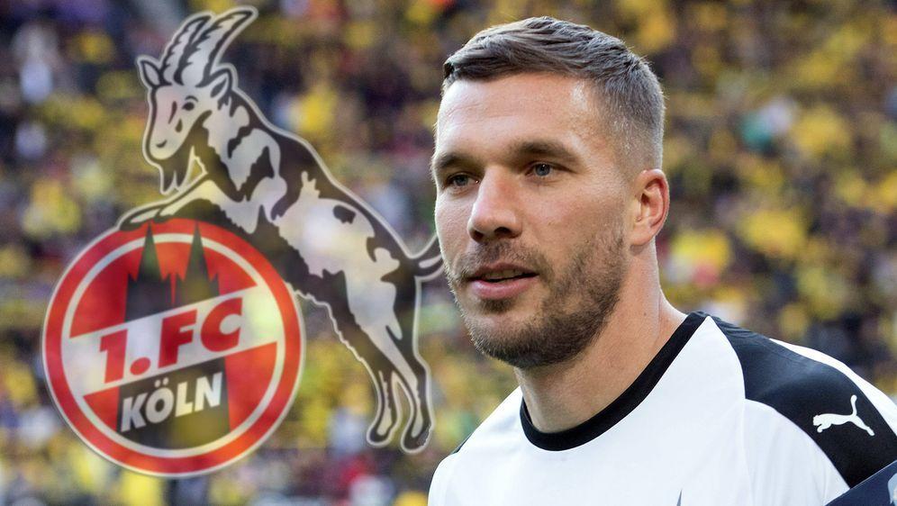 Köln bestätigt gemeinsame Zukunft mit Podolski - Bildquelle: imago images / Sven Simon