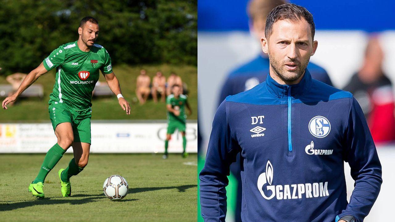 1. FC Schweinfurt 05 – FC Schalke 04 (Fr. 20:45)  - Bildquelle: imago
