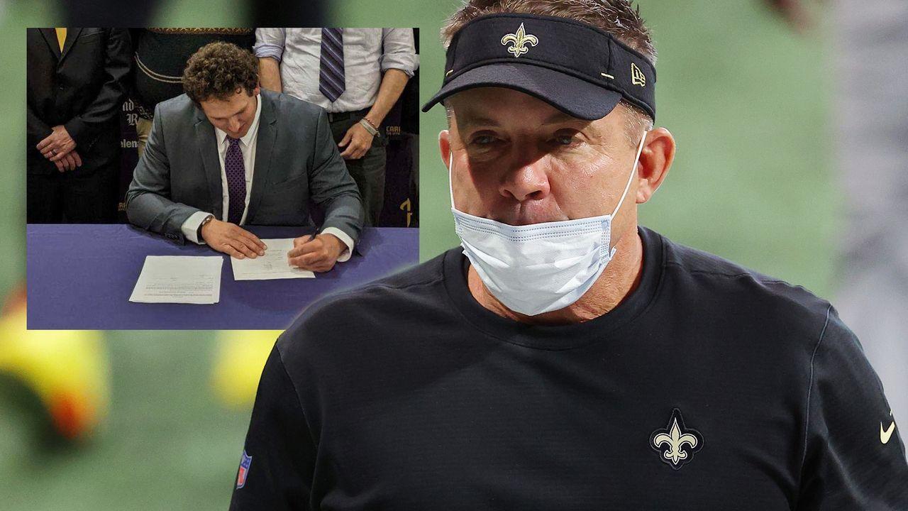 Saints-O-Liner beendet NFL-Karriere wenige Tage nach Unterschrift - Bildquelle: getty