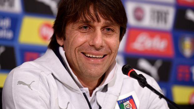 Platz 2: Antonio Conte (Italien) - Bildquelle: 2016 Getty Images