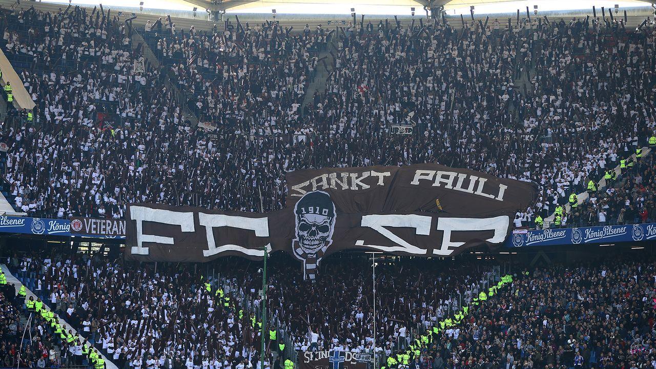 Platz 5: FC St. Pauli - Bildquelle: 2018 Getty Images