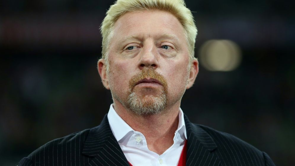 Vor dem Gerichtsverfahren kämpferisch: Boris Becker - Bildquelle: FIROFIROSID