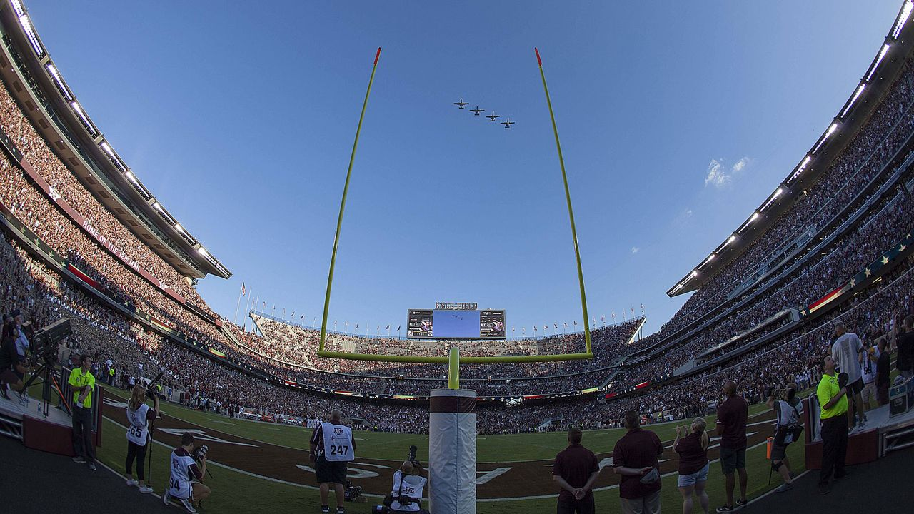 Kyle Field - Bildquelle: imago/ZUMA Press
