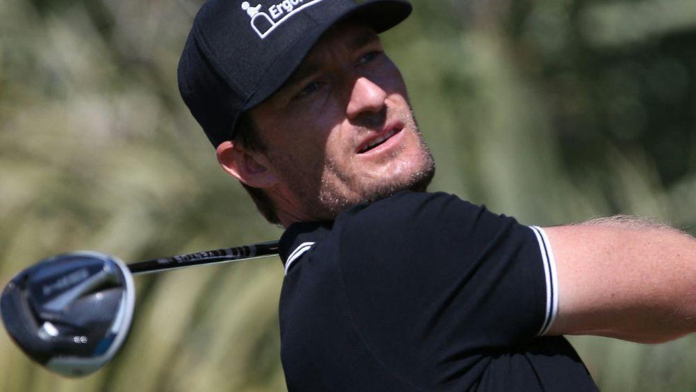 Golfprofi Sebastian Heisele - Bildquelle: AFPSID-