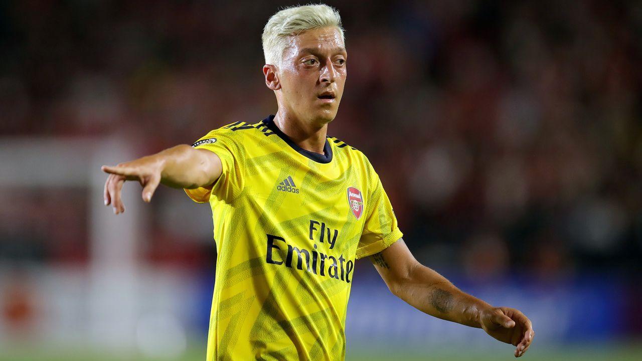 6. FC Arsenal - Bildquelle: 2019 Getty Images