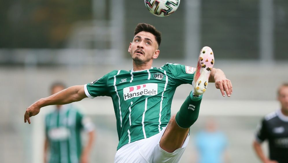 Probespieler Ryan Malone bleibt bei Hansa Rostock - Bildquelle: FIROFIROSID