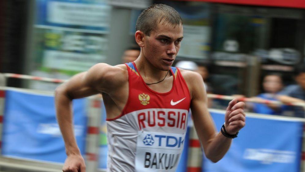 Bakulin hatte zuvor schon sein WM-Gold von 2011 verloren - Bildquelle: AFPSIDKIM JAE-HWAN