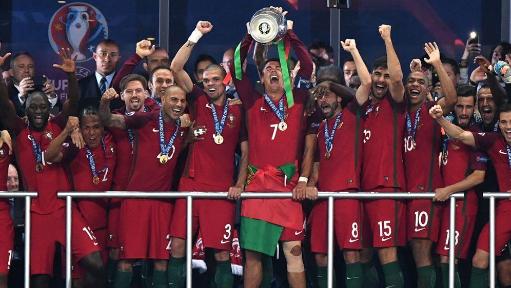 Europameister Portugal