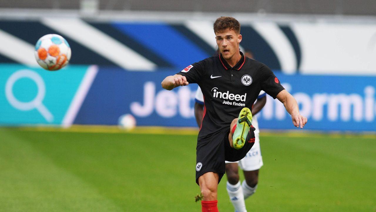 Ajdin Hrustic (Eintracht Frankfurt)  - Bildquelle: imago